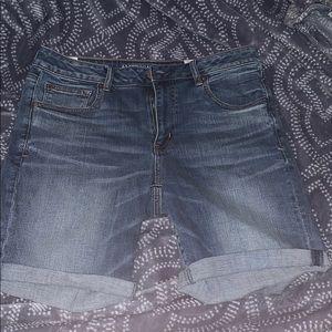 AE tomgirl shorts